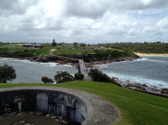 Bare Island Fort Tours