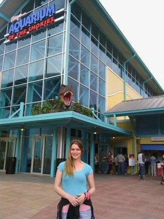 Ripley's Aquarium of the Smokies: RAS