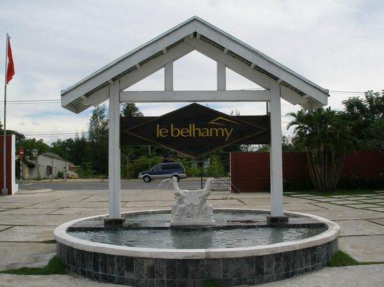 le belhamy resort & spa: Территория