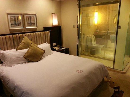 Grandlei Hotel: Room