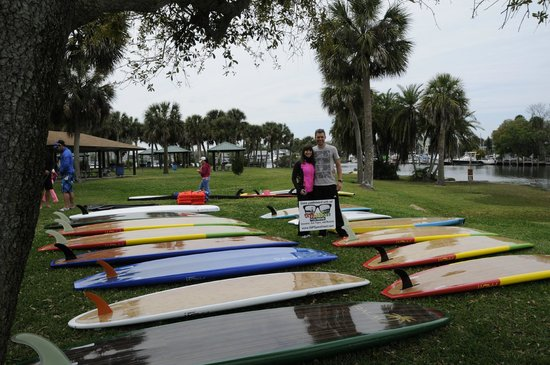 Paddleboard Melbourne : Our opening day paddle party was a great time