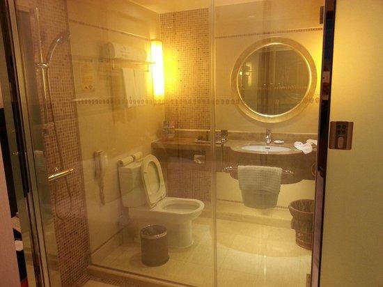 Grandlei Hotel: Bathroom