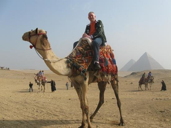 Fairmont Cairo, Nile City: this photo was taken in Giza,Egypt