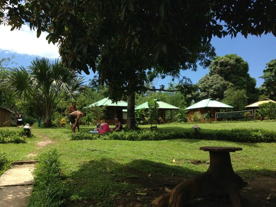 Bunaken SeaGarden Resort: Scenery