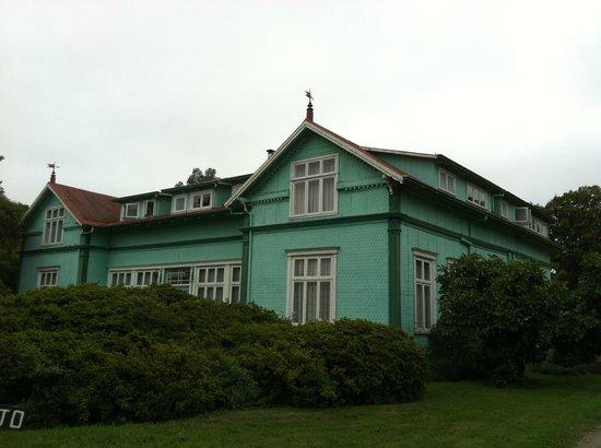 Hostal Tante Imelda : Vista Exterior