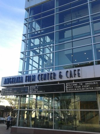 Angelika Film Center & Cafe