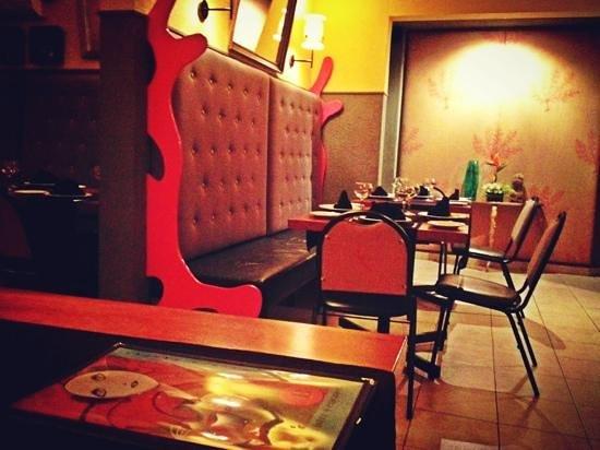 Bruno Bistro Gourmet: interior