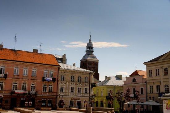 Piotrkow Old Town