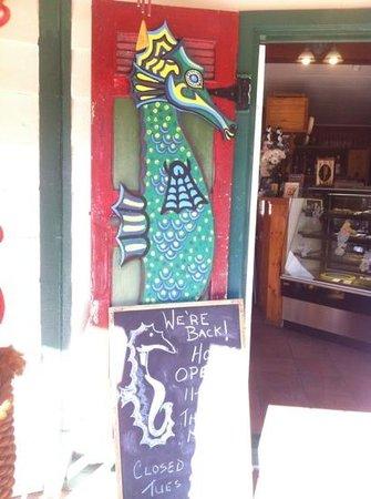 Seahorses Cafe: Seahorse Cafe