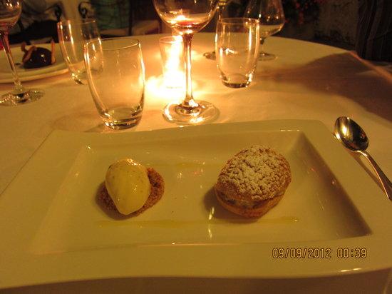 Ristorante del Laurin: Десерт