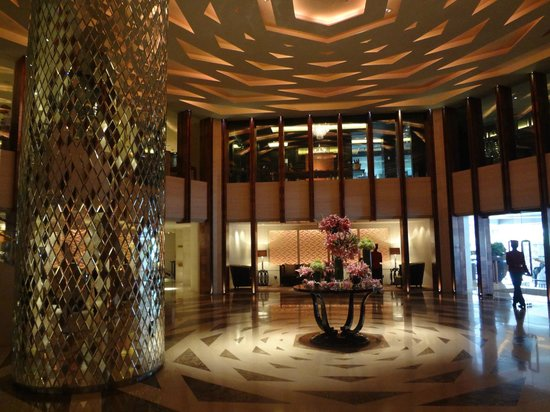 Mandarin Oriental, Jakarta: Small Lobby