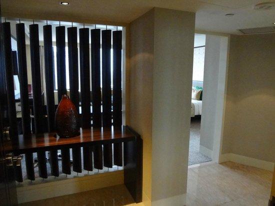 Mandarin Oriental, Jakarta: Entrance to Room