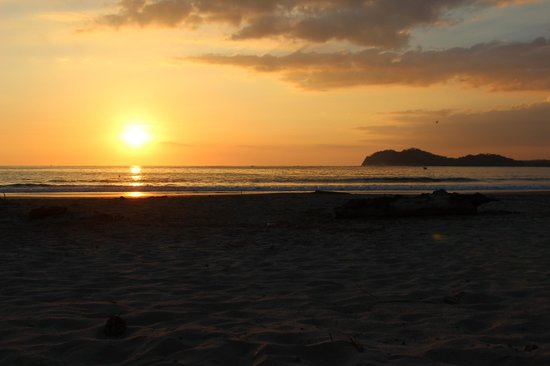 The Hideaway Hotel Playa Samara: Amazing sunsets