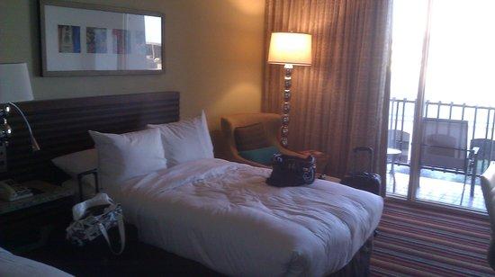 Hilton Palacio del Rio: two double beds