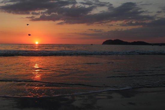 The Hideaway Hotel Playa Samara: more sunsets