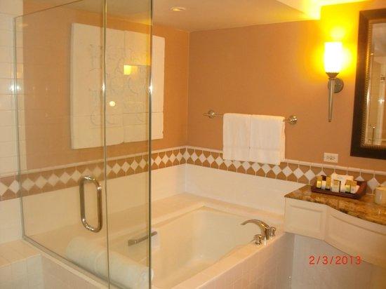 Grand Wailea - A Waldorf Astoria Resort: Bath with Bathtubs