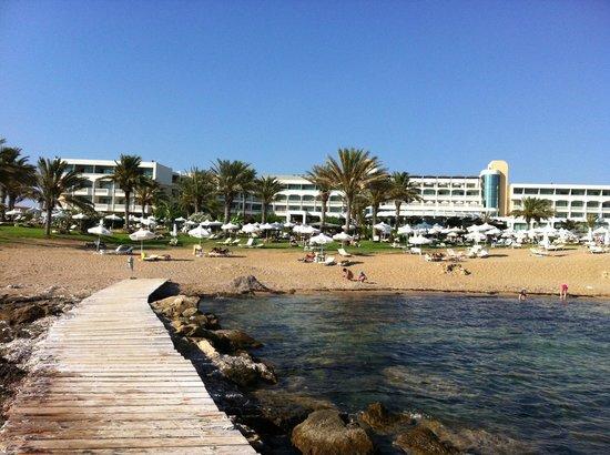 Constantinou Bros Athena Beach Hotel: HOTEL