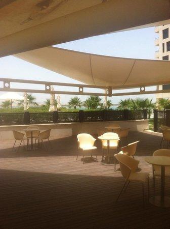 Staybridge Suites Abu Dhabi Yas Island: Nice Deck