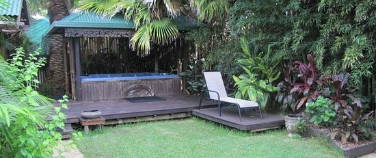 Kiva Spa and Bathhouse Mullumbimby: Lush out in the Tropical Gardens