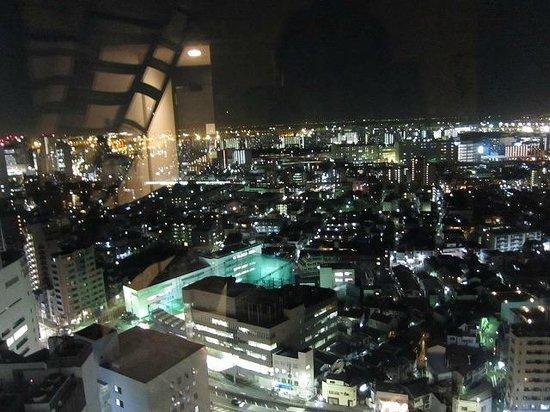 アワーズイン阪急, キレイな夜景、高層階ならでは。