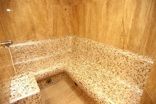 Retro Riverside Luxury Wellness Resort: 5 different Saunas