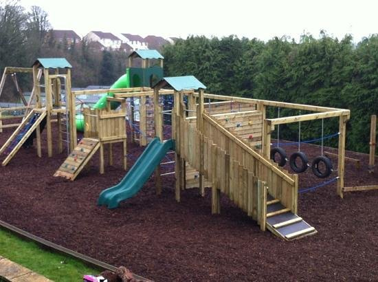 Parkdean - Torquay Holiday Park: lots of new things this year! here's the play park