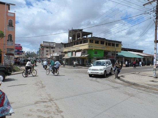 Malindi Market: Malindi town cenre