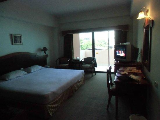 Chiang Mai Gate Hotel: 客室