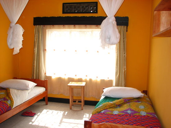 Amahoro Guest House : room