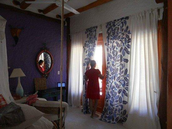 Holbox Hotel Casa las Tortugas - Petit Beach Hotel & Spa: habitacion agradable