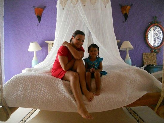 Holbox Hotel Casa las Tortugas - Petit Beach Hotel & Spa: habitacion lavanda