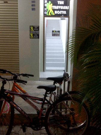 The Travelers Hostel & Guest House: Bicycle For Rental