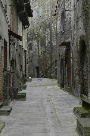 L'Orto delle Fate: il vecchio borgo