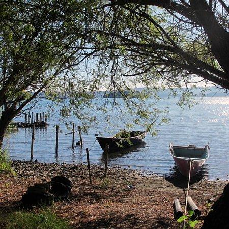 L'Orto delle Fate: il lago
