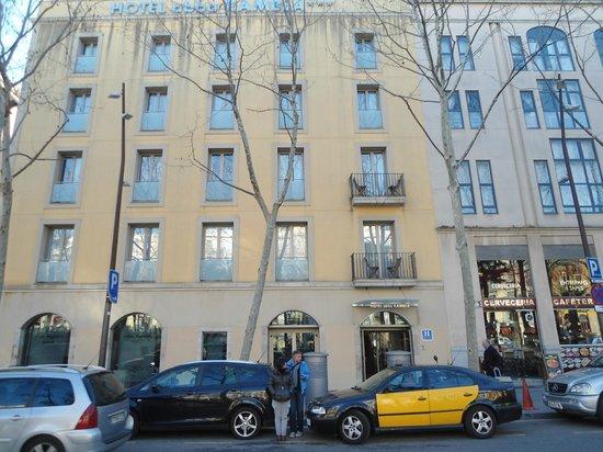 Abba Rambla Hotel: hotel abba rambla