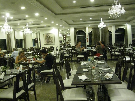Wish Resort Foz do Iguacu: Main dining room