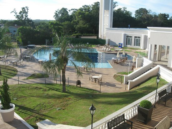 Wish Resort Foz do Iguaçu: Pool and new conference room