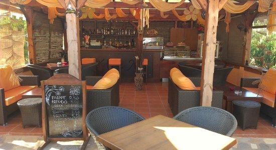 Agrili Apartments: Pool Bar