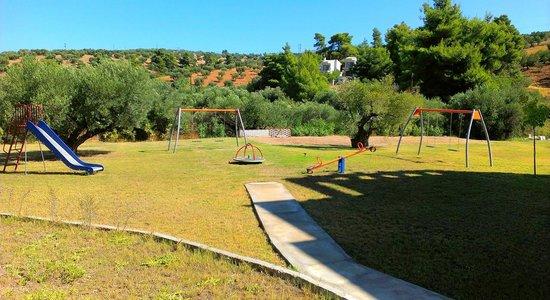 Agrili Apartments: Kids Playground