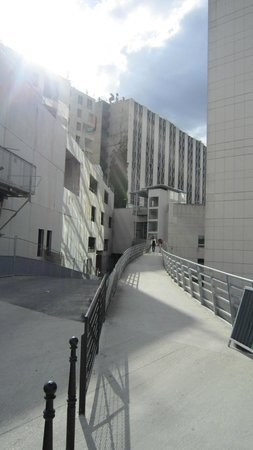 Ibis Paris 17 Clichy-Batignolles: hotel entrance