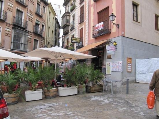Restaurante Alcazar : 2011. jan. 04.