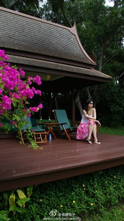 Banyan Tree Phuket: Garden of my villa