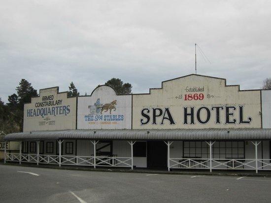 The Spa Hotel: Spa Hotel