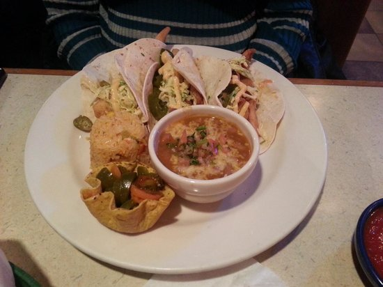 La Parrilla Mexican Restaurant: Fish Taco's