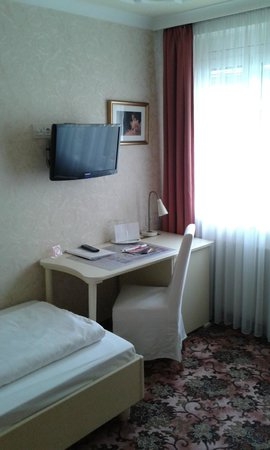 Pension Aviano: Single room 417