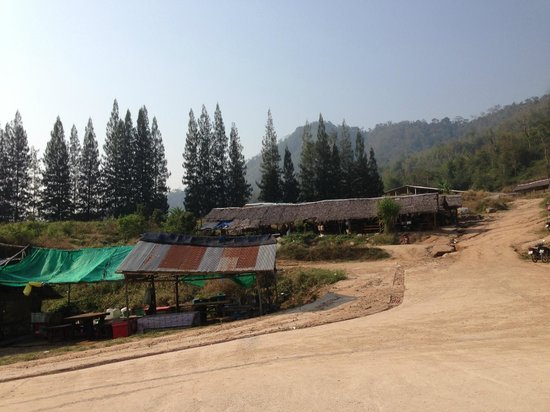 Hua Hin Bike Tours: Dan Singkhon