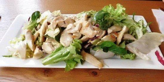 Aquila : Chicken salad