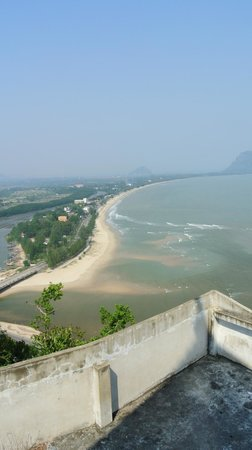 Hua Hin Bike Tours : View from the top
