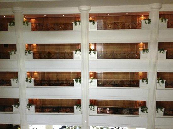 The Ritz-Carlton, Bahrain: View of hotel