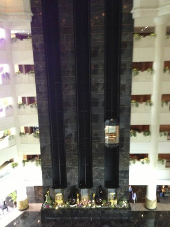 The Ritz-Carlton, Bahrain: Hotel elevators